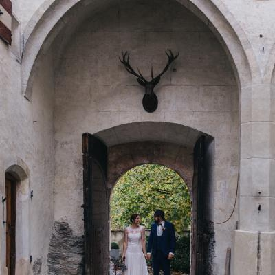 Wedding Photographer Austria Herbsthochzeit Innsbruck Schloss Friedberg Maria Luise Bauer Photography 56